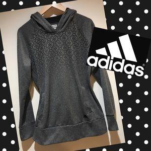 🖤Adidas Climawarm Ultimate Hoodie Sweatshirt L